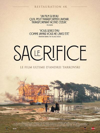 Affiche - Sacrifice (Le) – Offret