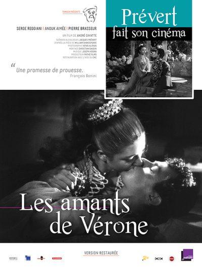 Amants de Vérone (Les)