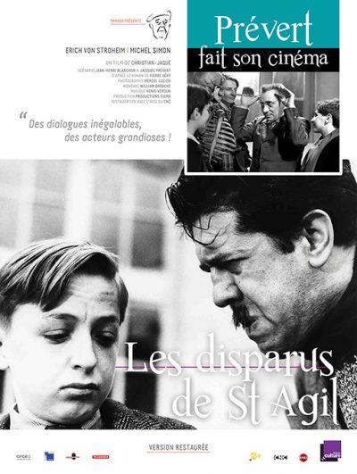 Disparus de St Agil (Les)