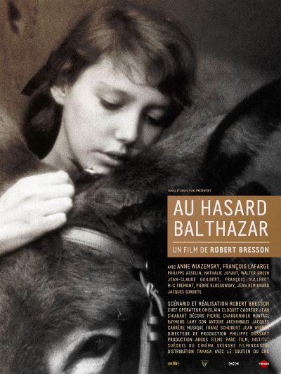 Affiche - Au hasard Balthazar