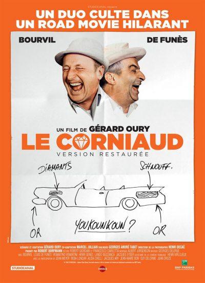 Affiche - Corniaud (Le)