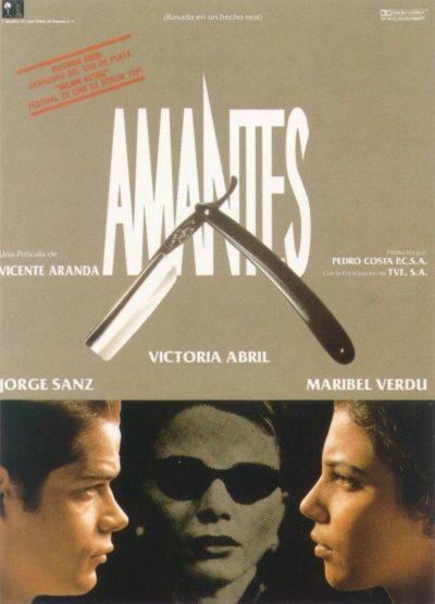 Affiche - Amants (Les) – de Vicente Aranda