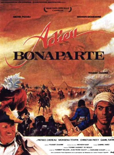 Affiche - Adieu Bonaparte