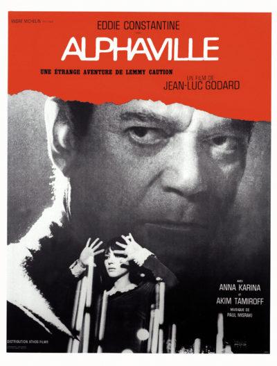 Affiche - Alphaville