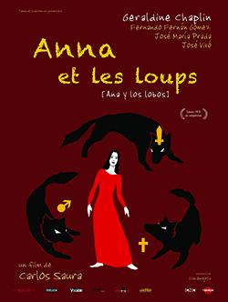 Affiche - Anna et les loups