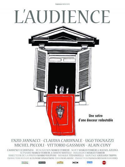 Affiche - Audience (L')