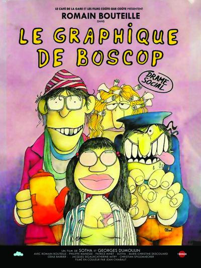 Affiche - Graphique de Boscop (Le)