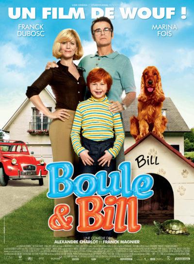 Affiche - Boule et Bill