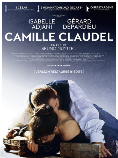 Affiche - Camille Claudel
