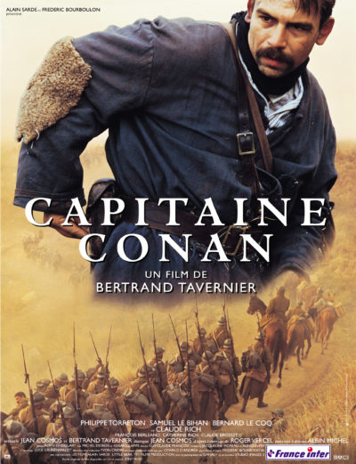 Affiche - Capitaine Conan – France