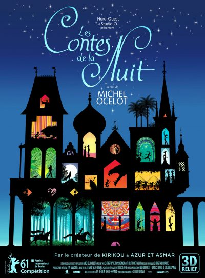 Affiche - Contes de la Nuit (les) – Tales of the Night