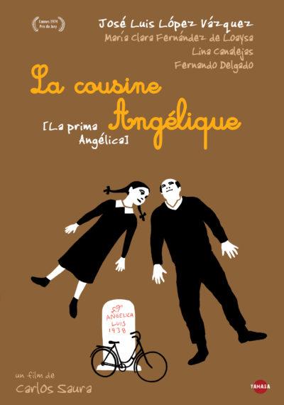 Affiche - Cousine Angélique (La)