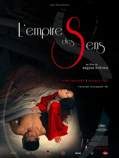 Affiche - Empire des sens (L') – Ai No Corida