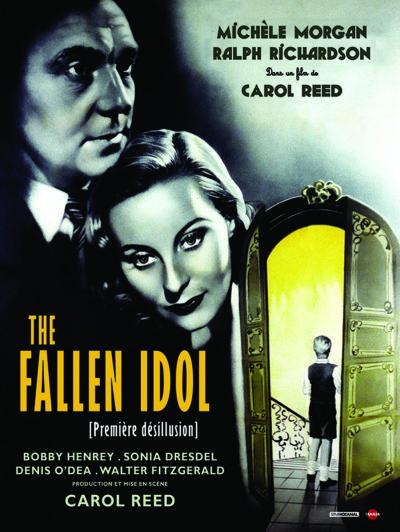 Affiche - Première désillusion – Fallen Idol (The)