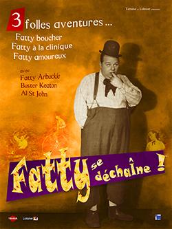 Affiche - Fatty se déchaîne