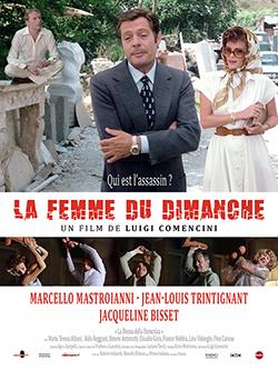 Affiche - Femme du Dimanche (La) – Donna Della Domenica (La)