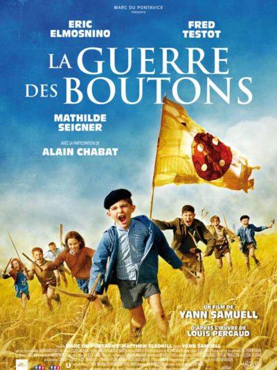 Guerre des Boutons (la) – de Yann Samuel