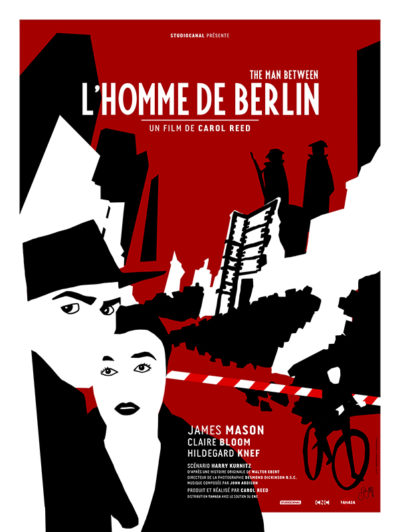 Affiche - Homme de Berlin (L') – Man between (The)