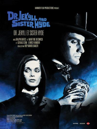 Affiche - Docteur Jekyll et Sister Hyde