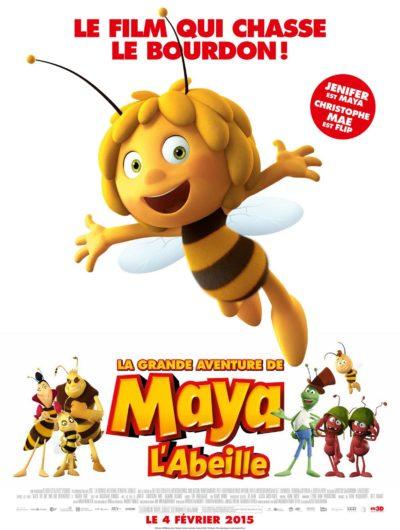 Grande Aventure de Maya l'Abeille (La)