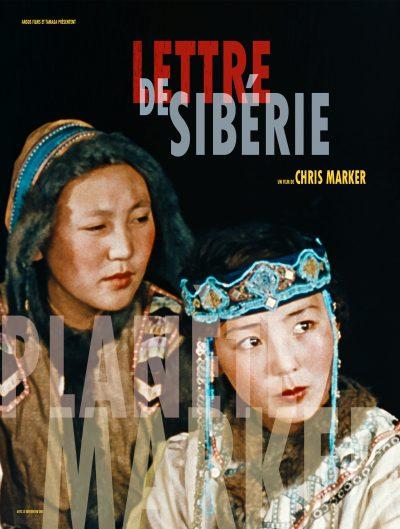 Affiche - Lettre de Sibérie