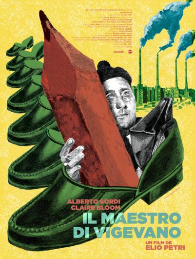 Affiche - Maestro di Vigevano (Il)