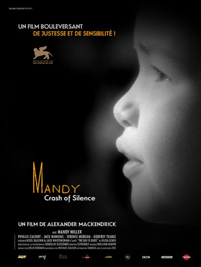 Affiche - Mandy – Crash of Silence