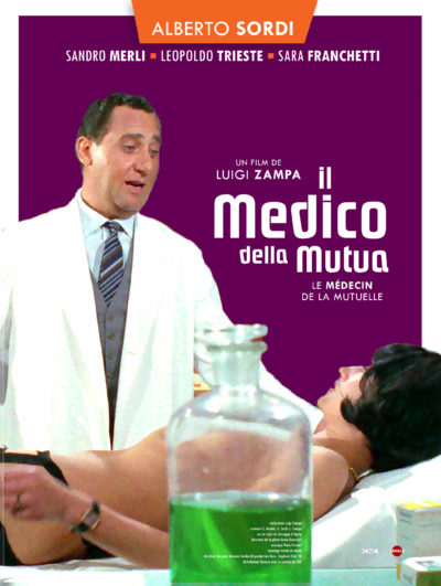Affiche - Medico Della Mutua (Il)