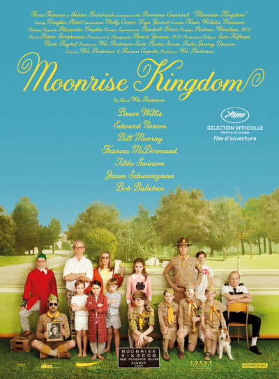 Affiche - Moonrise Kingdom