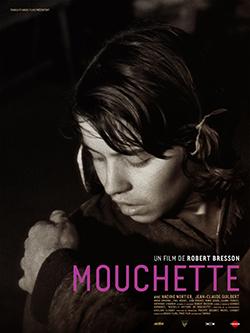 Affiche - Mouchette