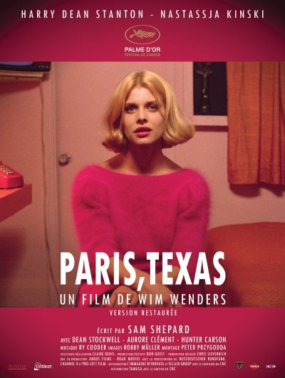 Affiche - Paris, Texas