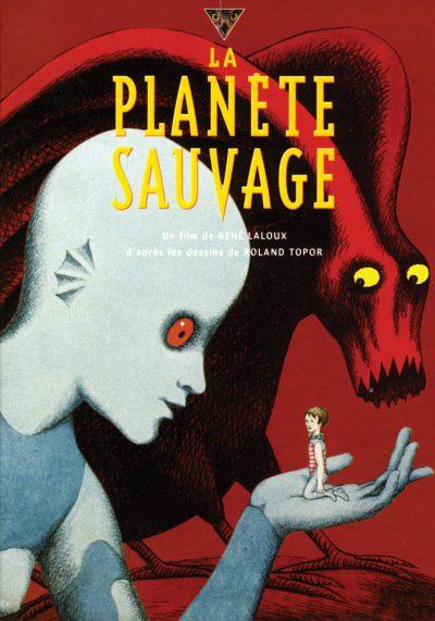 Affiche - Planète sauvage (La) – Fantastic Planet