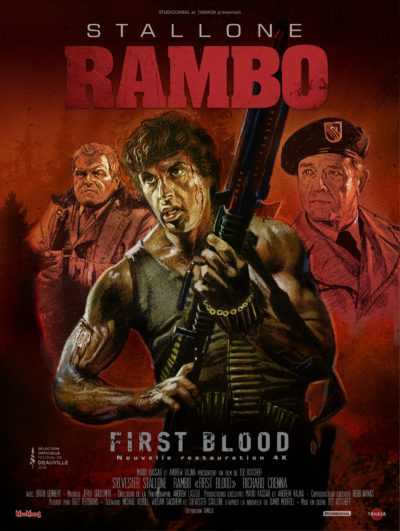 Affiche - Rambo – First Blood