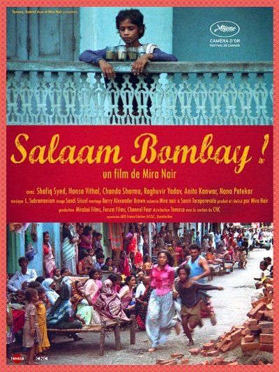 Affiche - Salaam Bombay !