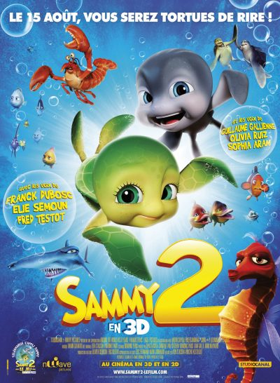 Affiche - Sammy 2