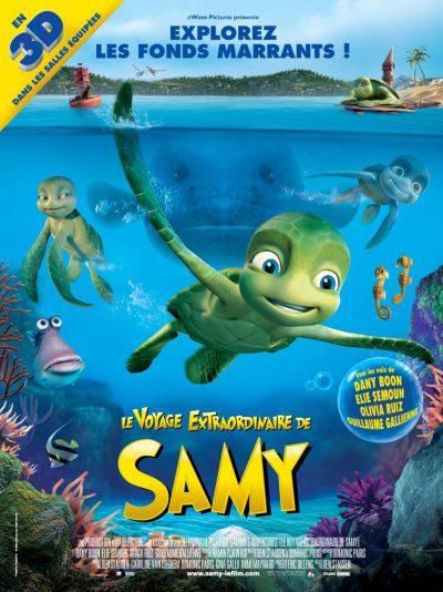 Voyage extraordinaire de Samy (le) –