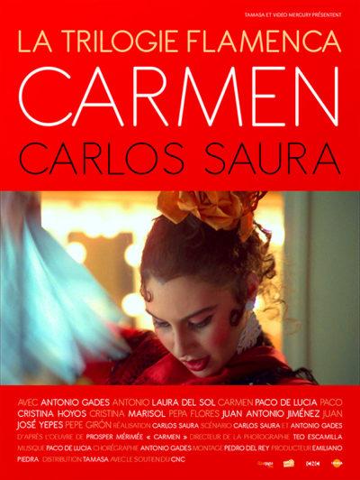 Affiche - Carmen (Saura)