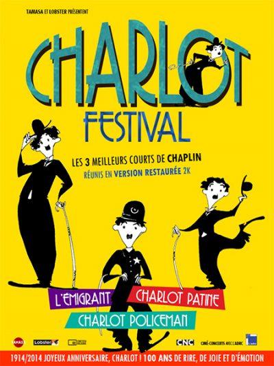 Affiche - Charlot Festival