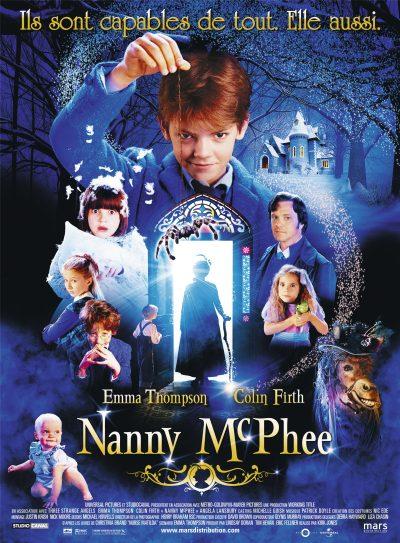 Affiche - Nanny McPhee
