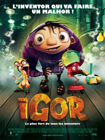 Affiche - Igor