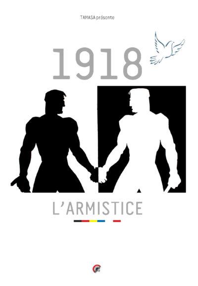 Affiche - 14-18 / 2018 Le centenaire de l'armistice