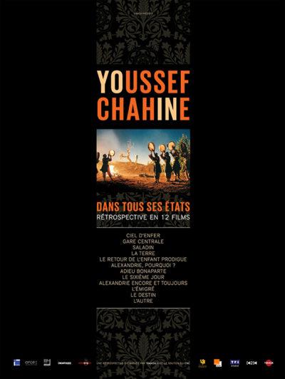 Affiche - Youssef Chahine dans tous ses états