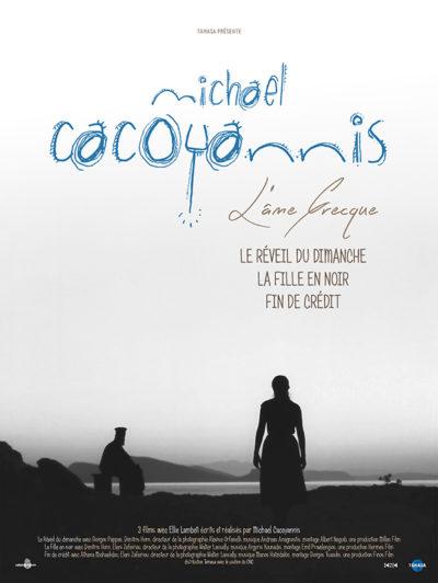 Affiche - Michael Cacoyannis, l'âme grecque